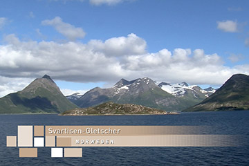 Svartisen-Gletscher/Nor.